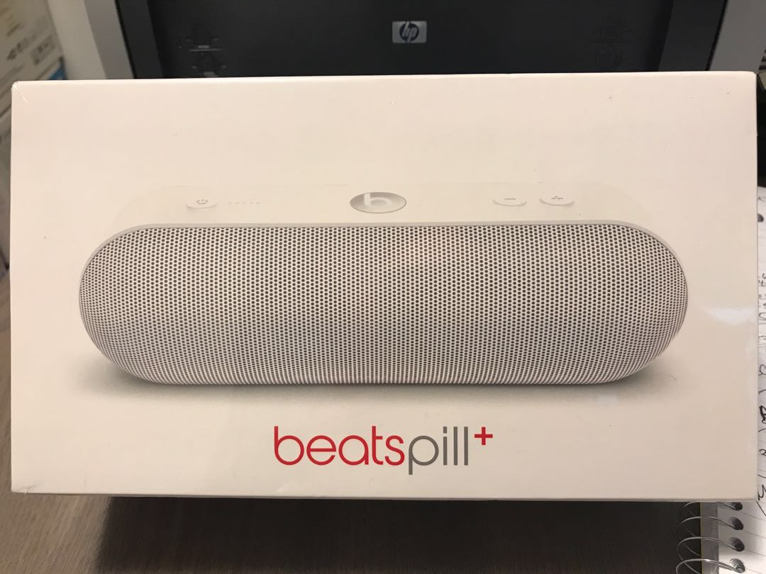 Beats Pill+ (BNIB White)