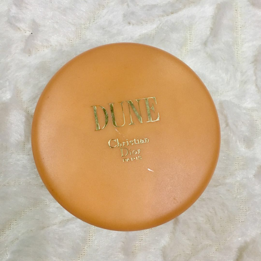 Christian Dior Dune Perfume Dusting Powder Health Beauty For Women Perfumes Nail Care Others On Carousell