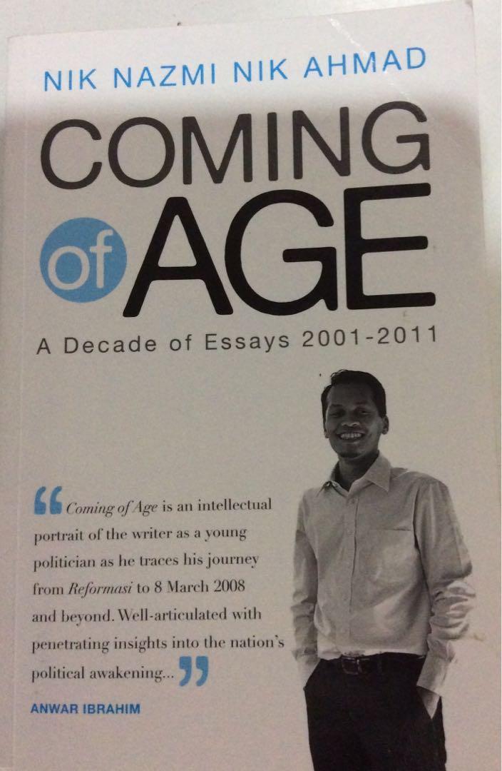 coming of age ahmad nik nazmi nik