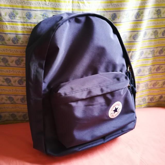 converse rucksack mens purple