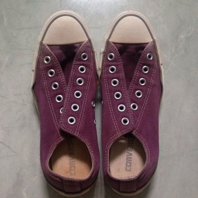 Converse (purple) original