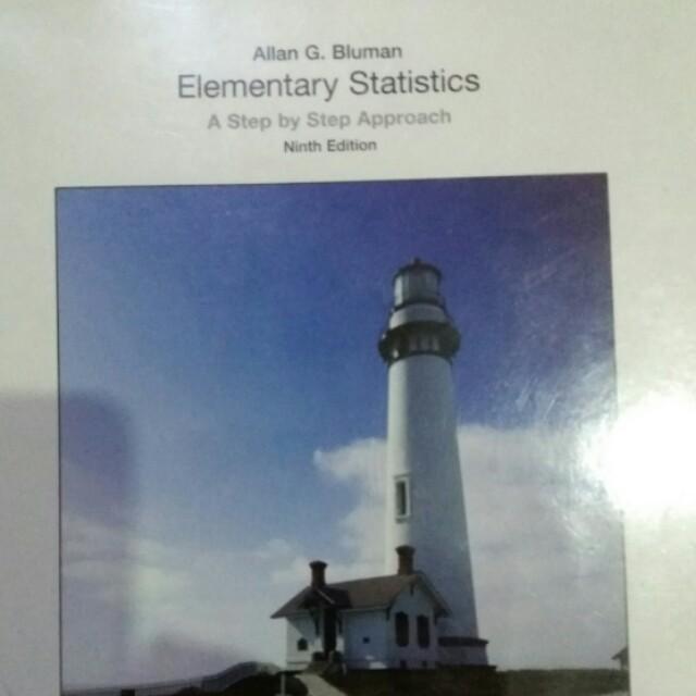 Elementary Statistics Textbook