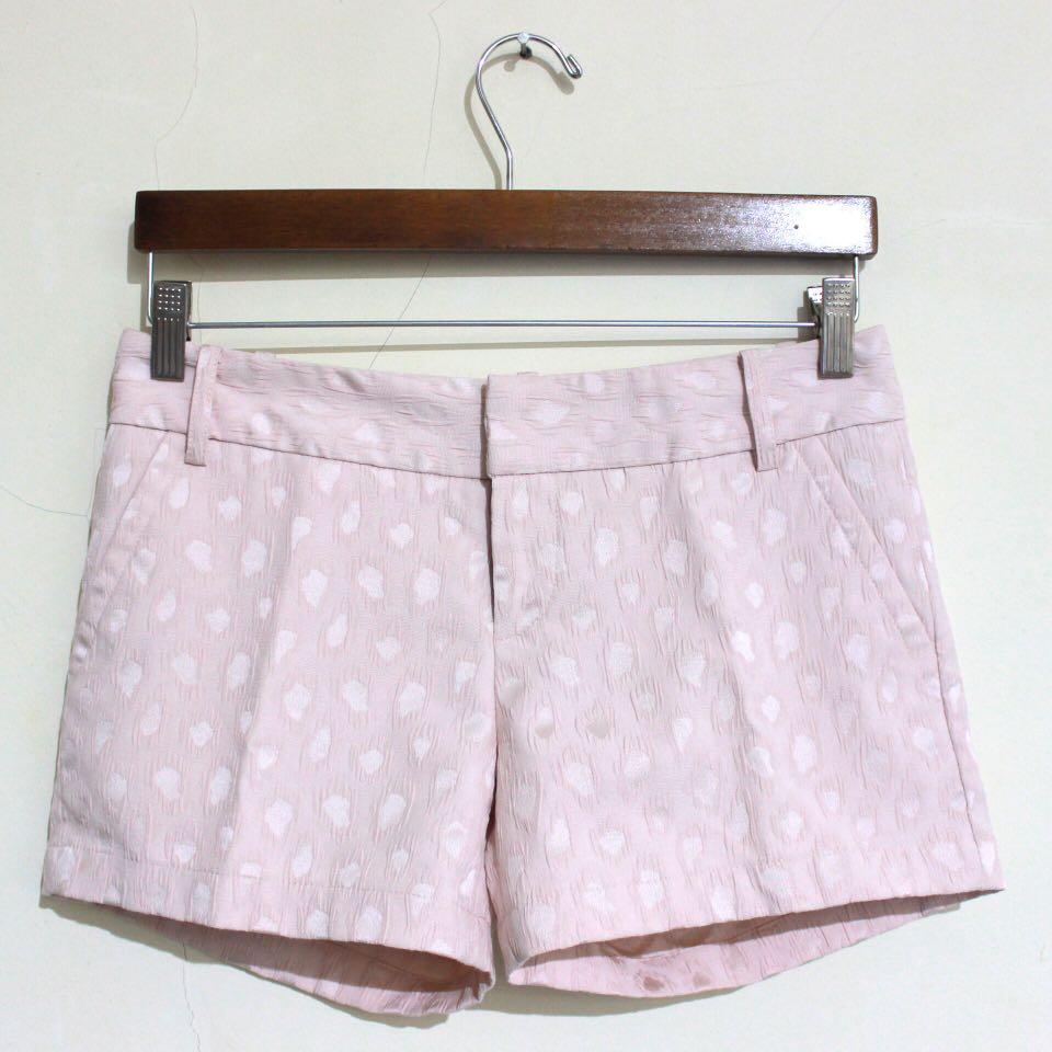 Et Cetera Pink Short Pants