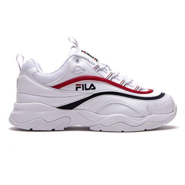 white red and blue filas \u003e Factory Store