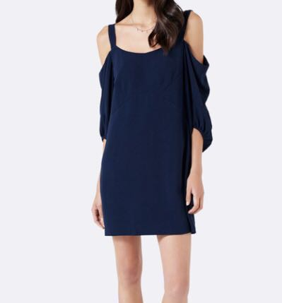 Forever New - Tia Balloon Sleeve Dress