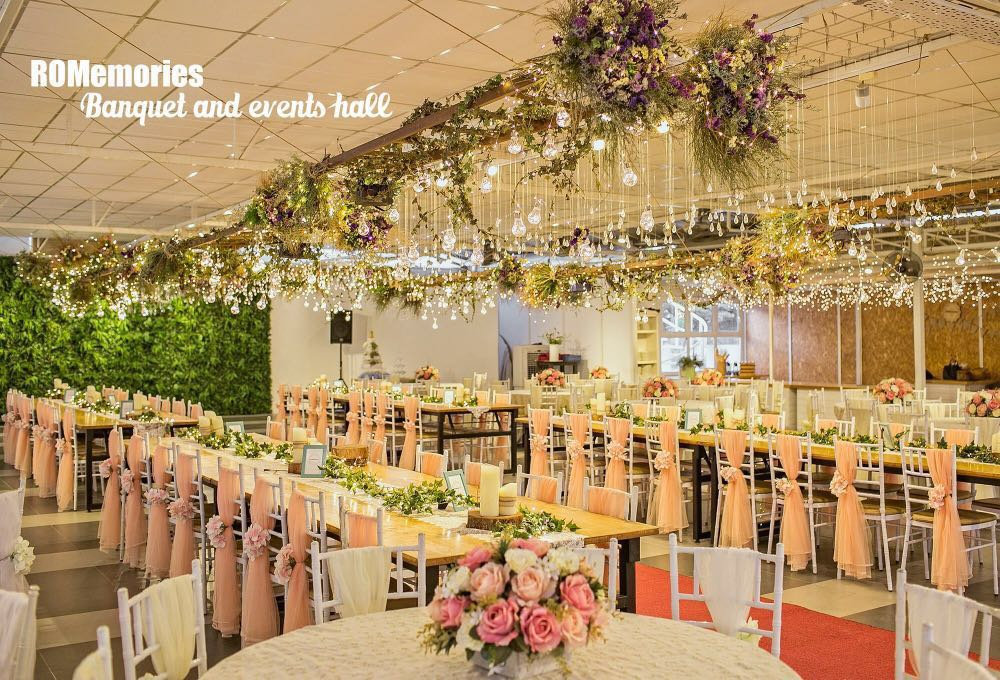 Garden wedding banquet package johor bahru everything else on photo photo junglespirit