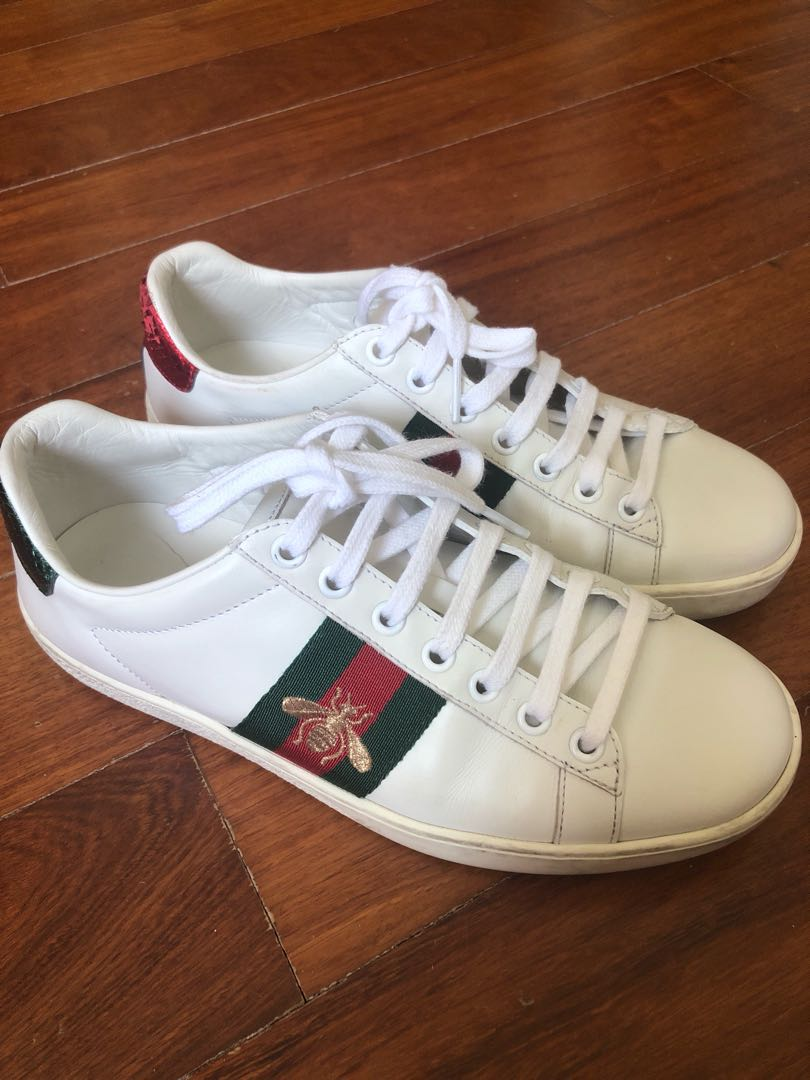 Gucci Ace Sneakers Ladies with Bumble