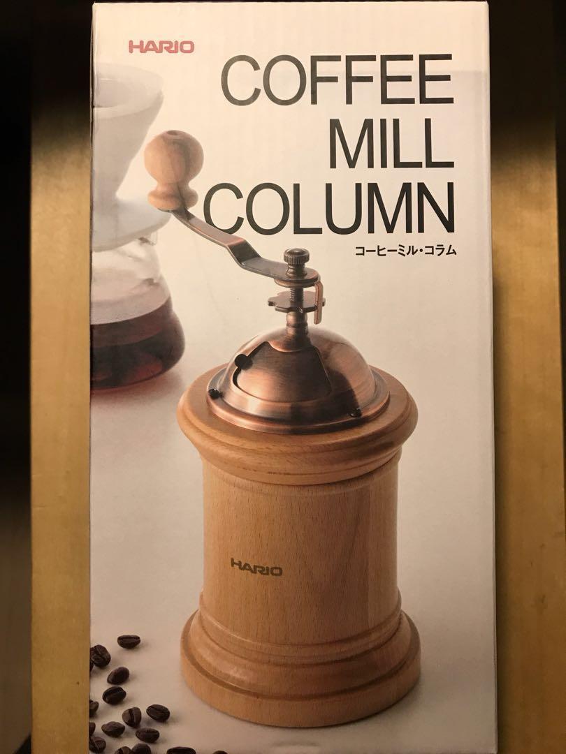 Hario Coffee Grinder Mill Column