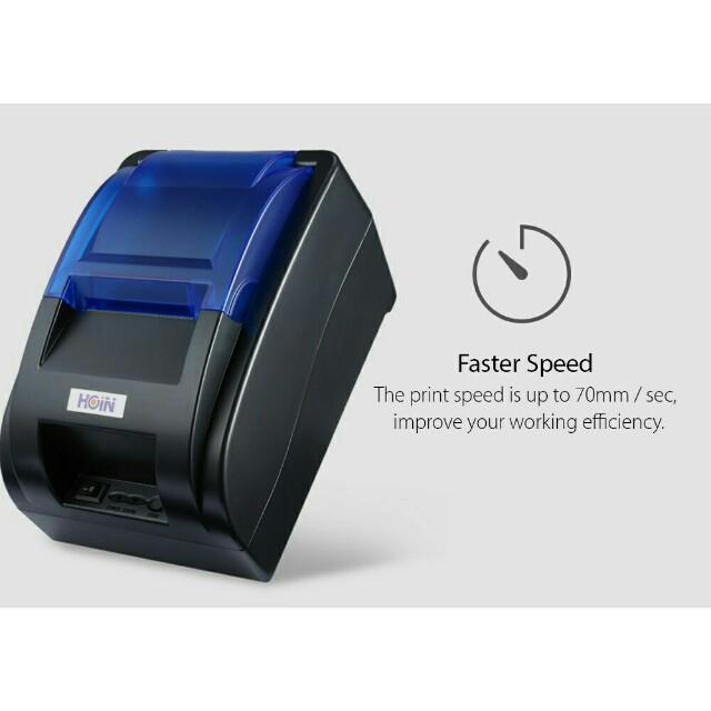 HOIN HOP - H58 Thermal Printer Receipt Machine (non
