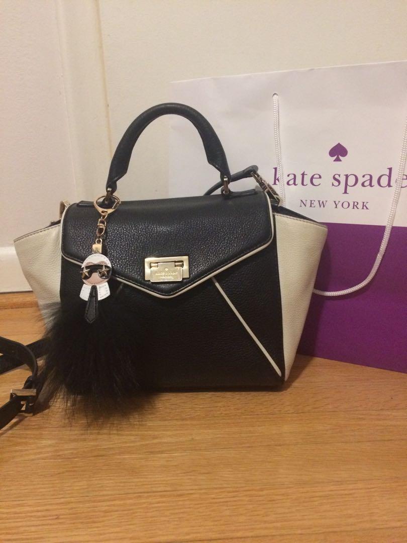Kate spade leather bag! Like new
