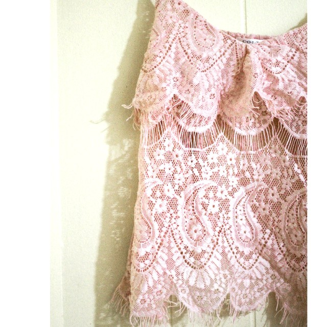 Lace Tank top