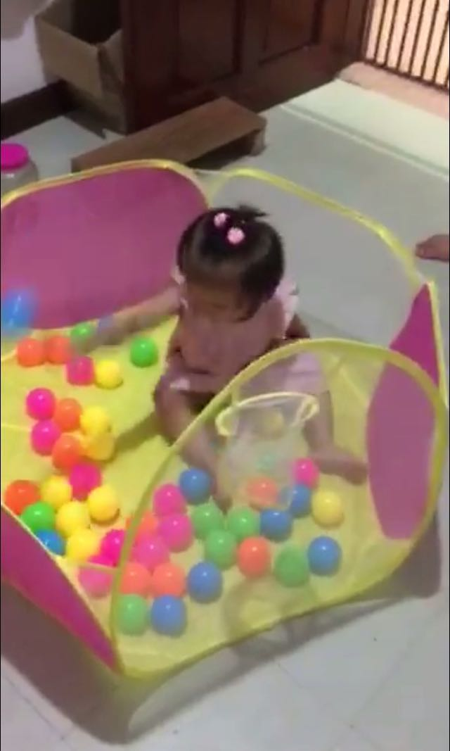 Mickey Mouse Clubhouse Baskeball Pool Toy Tent with 50 Pieces Balls Babies u0026 Kids Toys u0026 Walkers on Carousell & Mickey Mouse Clubhouse Baskeball Pool Toy Tent with 50 Pieces Balls ...