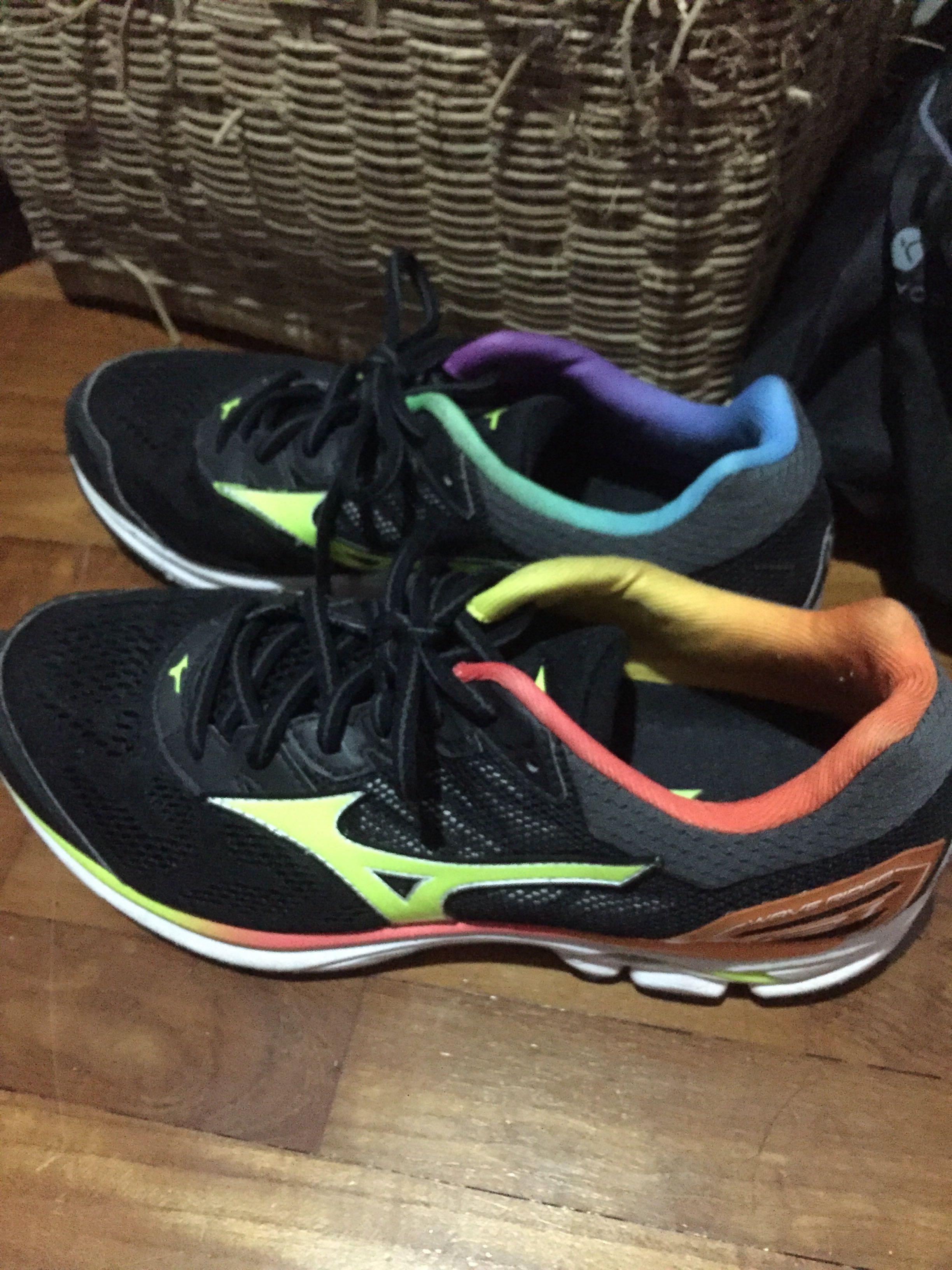 mizuno wave rider 21 osaka marathon limited editing shoe (sports shoe) 0c974d1eb544a
