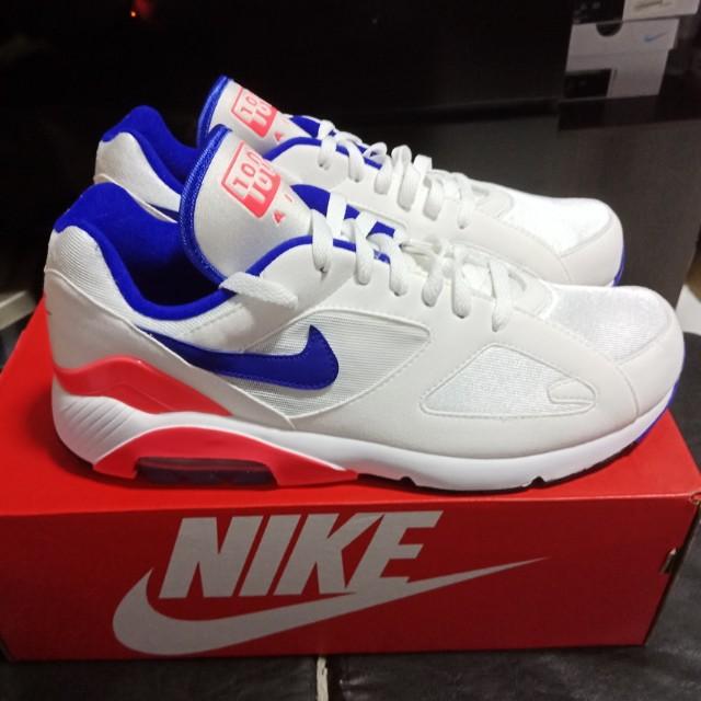 1c9cf6f075 Nike Air Max 180 OG 'Ultramarine' 2018, Men's Fashion, Footwear, Sneakers  on Carousell