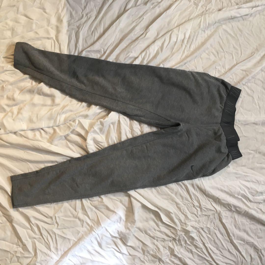 Nike Grey sweats size small