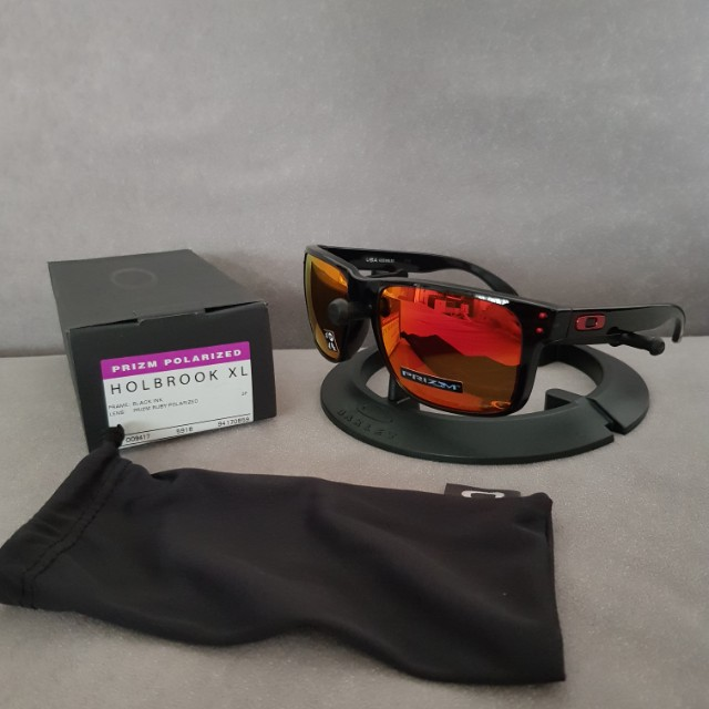 c5fa27c899 Oakley holbrook xl prizm ruby iridium