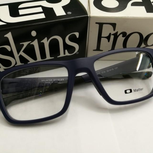 Oakley Ox8077 Splinter 5A Eyeglasses Size 52 84d6b716a7