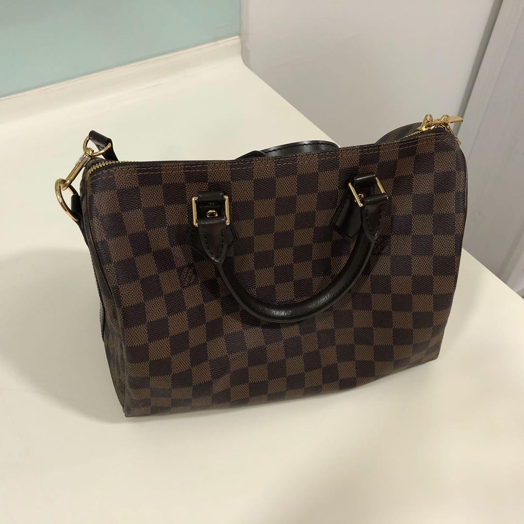 4615dd32a8d4e 💯Premium Quality Louis Vuitton Damier Speedy 30