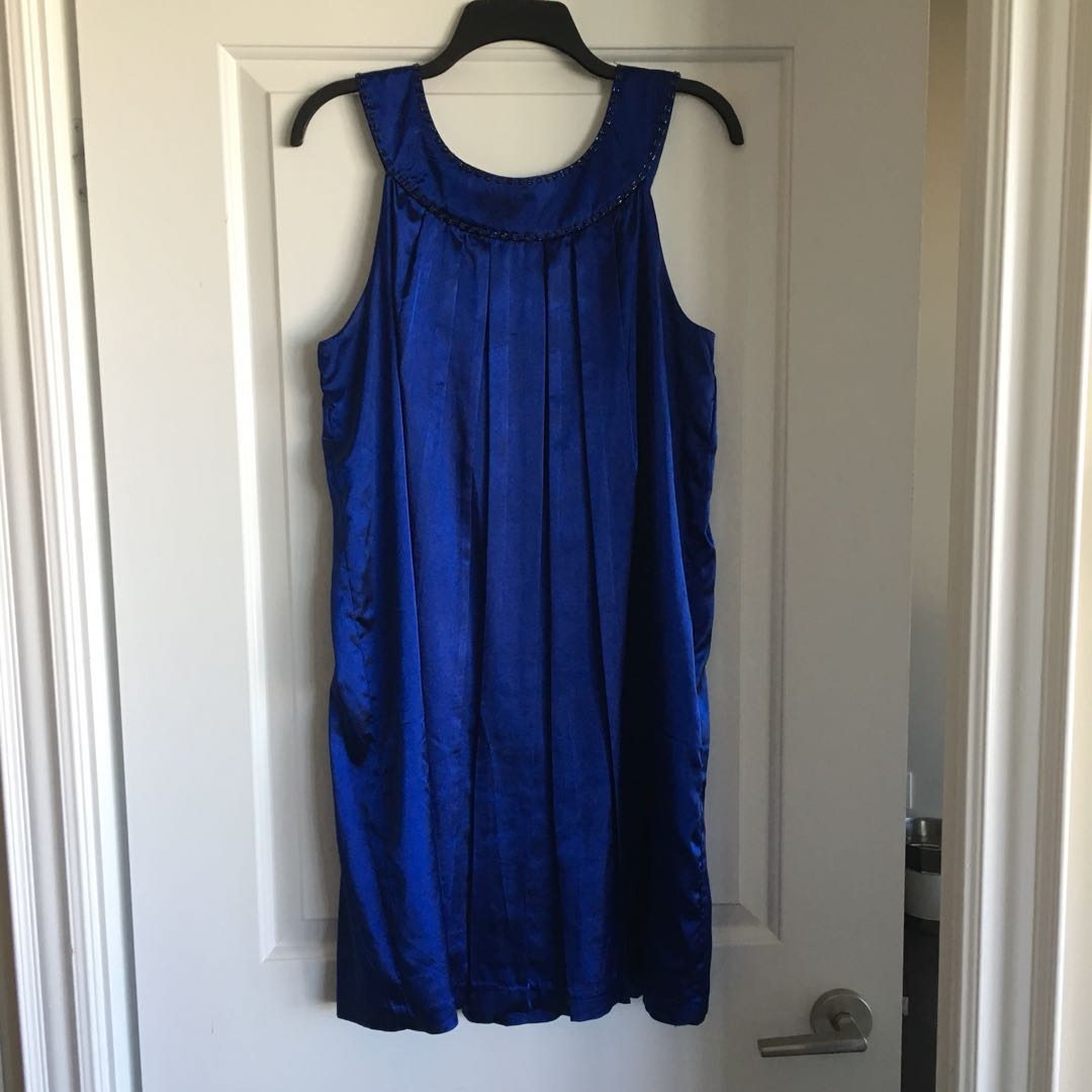 Sleeveless Dress (Size 16)