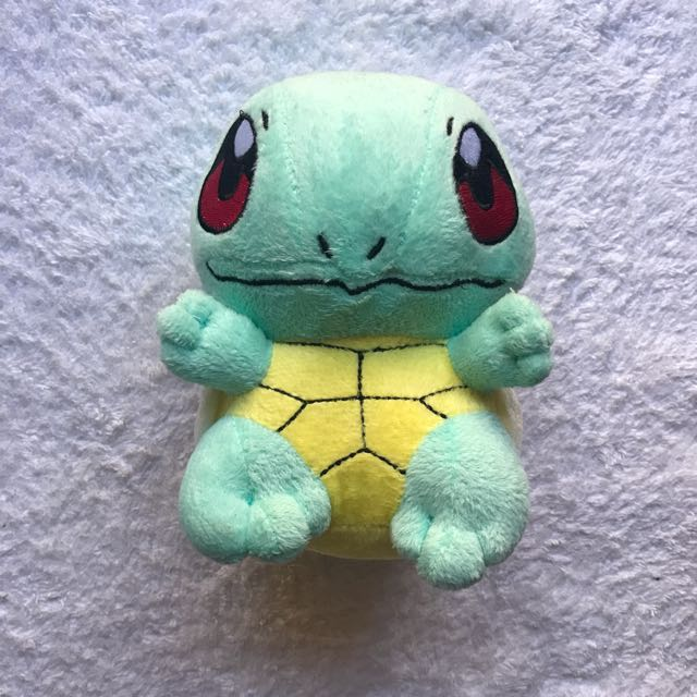 Squirtle Plush Toy