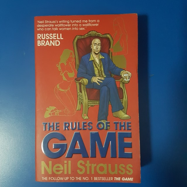 The game neil strauss