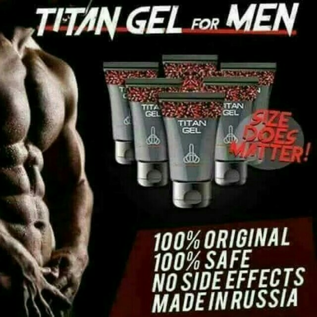 titan gel on promo price pm me now health beauty men s grooming