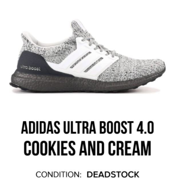 3044e2f8c Ultraboost 4.0 Cookies and Cream