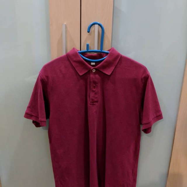 Uniqlo Polo Shirt (4 colors)