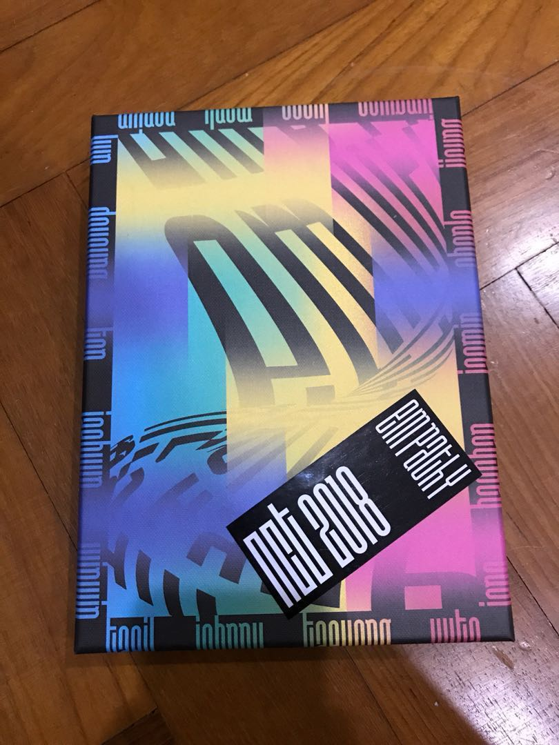 [UPDATE REDUCED PRICE] unsealed NCT 2018 empathy dream v