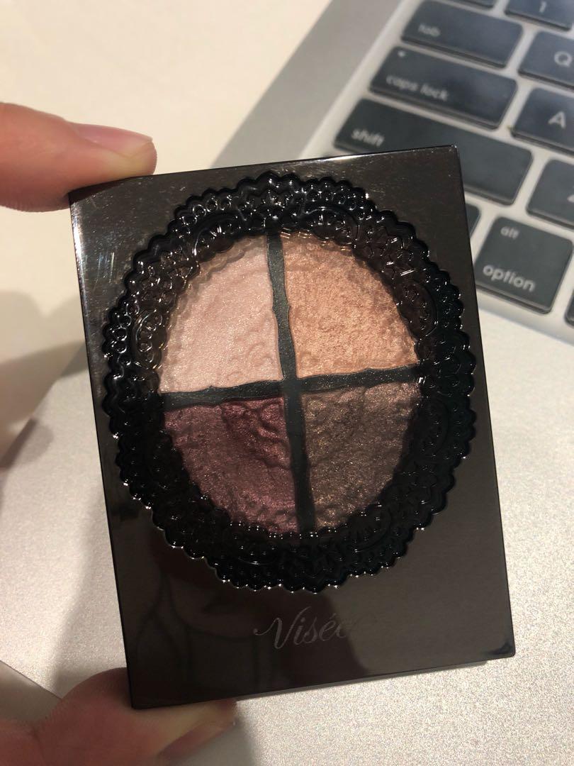 visée eyeshadow palette