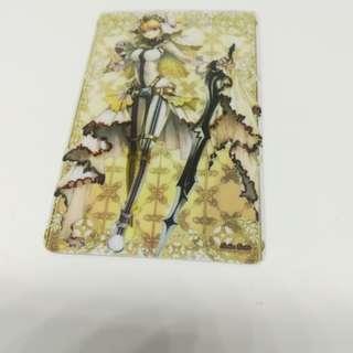 Nero Bride fgo card sticker no 2
