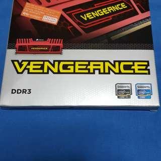 Corsair vengeance DDR 3 2x4GB ram