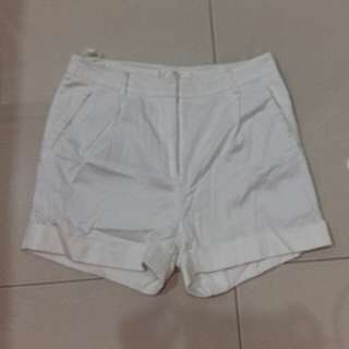 Hotpants white BYST