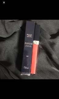 Dior ROUGE DIOR BRILLANT 唇彩 唇蜜 999 紅色