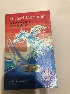 """Michael Morpurgo Kensuke""""s Kingdom"""