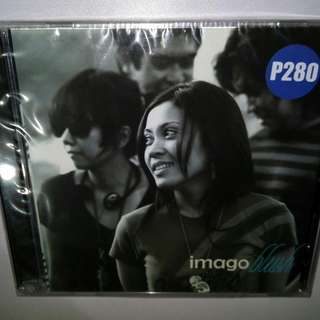 Imago	-	Blush (CD + VCD)