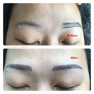 Eyebrows Microblading Promotion!