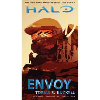 (Brand New) Halo Envoy  By: Tobias S Buckell -  Paperback