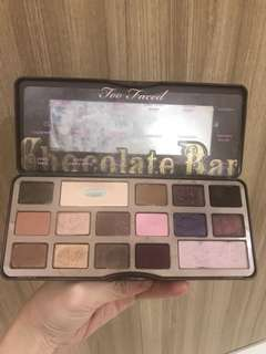 too faced chocolate bar preloved