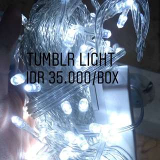 TUMBLR LIGHT