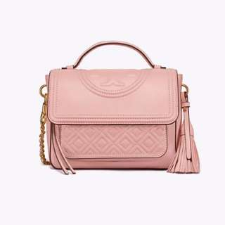 Tory Burch 2018 Fleming Satchel