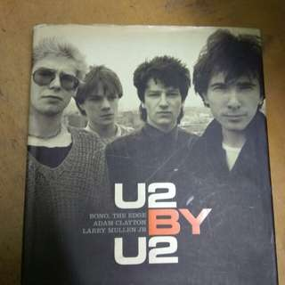 Biography Book by U2, Irish Band