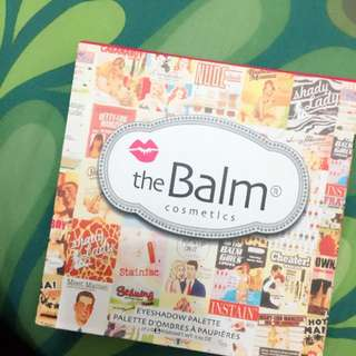 The balm make up kit