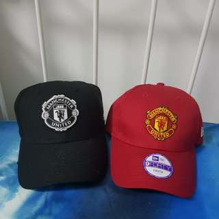 Official Manchester United Caps/Hats