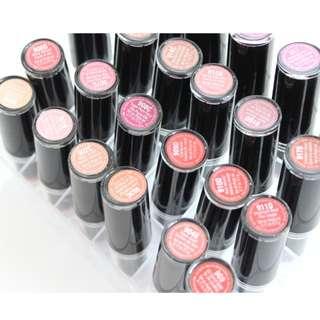 Wet n Wild Megalast Lipsticks