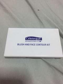 Celeteque Blush & Face Contour Kit