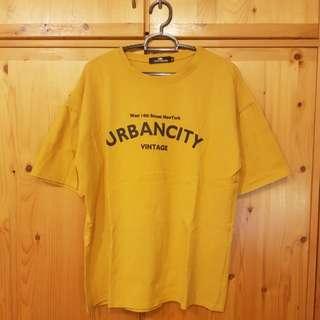 Urban city tshirt