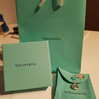 """LIKE NEW Authentic Tiffany 16"""" Necklace"""