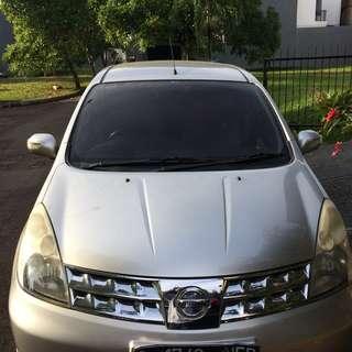 Nissan Grand Livina XV M/T