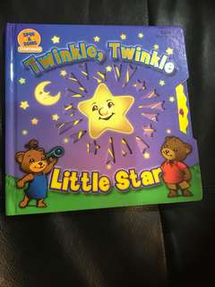 Twinkle book